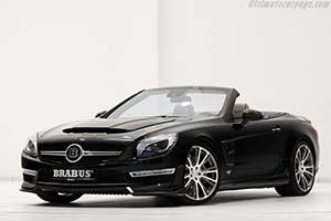 Click here to open the Brabus 800 Roadster gallery