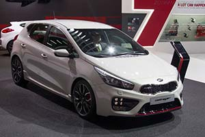 Click here to open the Kia Cee'd GT gallery
