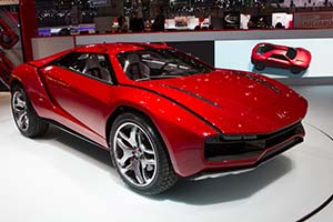 Click here to open the Italdesign Parcour gallery