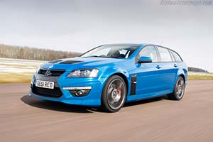 Click here to open the Vauxhall VXR8 Tourer gallery
