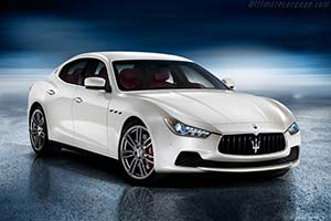 Click here to open the Maserati Ghibli S gallery