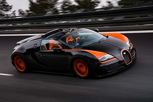Click here to open the Bugatti Veyron 16.4 Grand Sport Vitesse WRC gallery