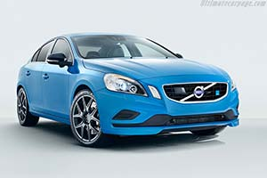 Click here to open the Volvo S60 Polestar gallery