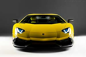 Click here to open the Lamborghini Aventador LP720-4 50° Anniversario gallery