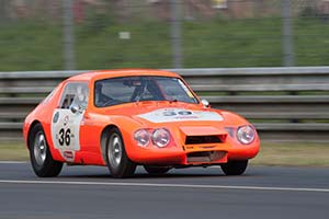 Click here to open the Austin Healey Le Mans Sprite gallery