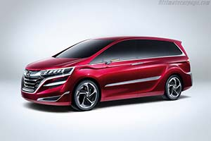 Click here to open the Honda Concept M gallery