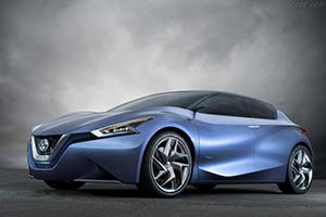 Click here to open the Nissan Friend-Me Concept gallery
