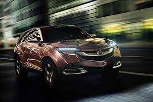Click here to open the Acura SUV-X Concept gallery