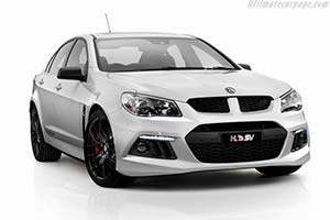 Click here to open the HSV ClubSport R8 SV gallery