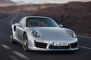 Click here to open the Porsche 911 Turbo S gallery
