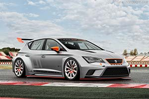 Click here to open the Seat Leon Cup Racer gallery