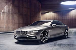 Click here to open the BMW Pininfarina Gran Lusso Coupé gallery