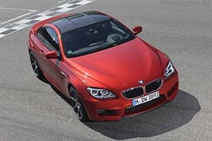 Click here to open the BMW M6 Competition Package gallery