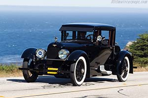 Click here to open the Duesenberg Model A Bender Coupe gallery