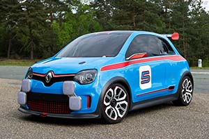 Click here to open the Renault Twin'Run Concept gallery