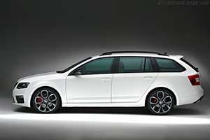 Click here to open the Skoda Octavia vRS Combi gallery