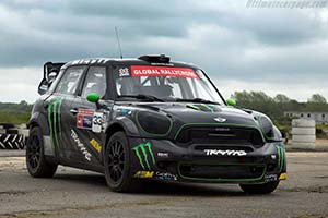 Click here to open the MINI Countryman JCW RX gallery