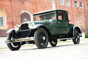 Click here to open the Duesenberg Model A Fleetwood Doctor's Coupe gallery