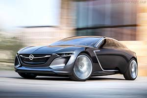 Click here to open the Opel Monza Concept gallery