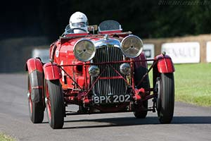 Click here to open the Lagonda M45R gallery