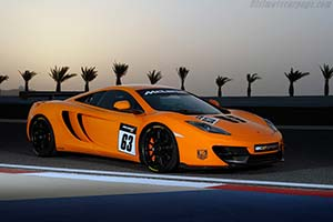 Click here to open the McLaren MP4-12C GT Sprint gallery