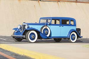 Click here to open the Marmon Sixteen LeBaron Five Passenger Sedan gallery