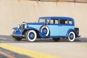 Click here to open the Marmon Sixteen LeBaron Five Passenger Sedan gallery