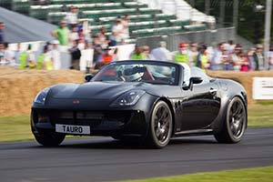 Click here to open the Tauro V8 Spider gallery