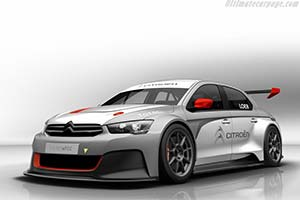 Click here to open the Citroën C-Elysée WTCC gallery