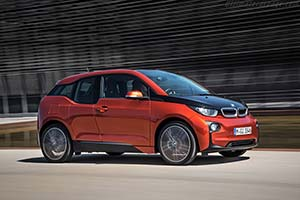Click here to open the BMW i3 gallery