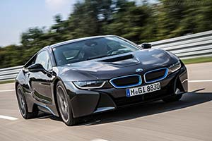 Click here to open the BMW i8 gallery