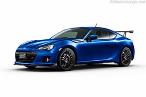 Click here to open the Subaru BRZ tS gallery