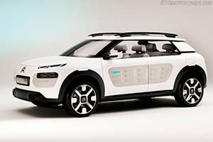 Click here to open the Citroën Cactus Concept gallery