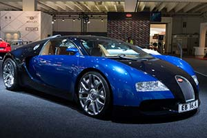 Click here to open the Bugatti EB 16/4 Veyron Concept gallery