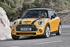 Click here to open the MINI Cooper S gallery