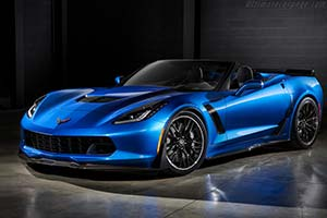 Click here to open the Chevrolet Corvette Z06 Convertible gallery