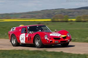 Click here to open the Ferrari 250 GT SWB 'Breadvan' gallery