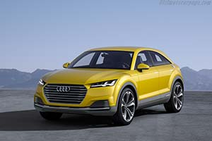 Click here to open the Audi TT offroad concept gallery