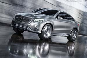 Click here to open the Mercedes-Benz Concept Coupé SUV gallery