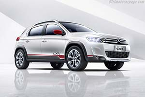 Click here to open the Citroën C-XR Concept gallery