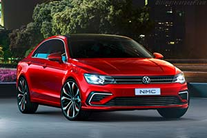 Click here to open the Volkswagen Coupé Concept gallery
