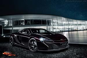 Click here to open the McLaren MSO 650S Coupe Concept gallery