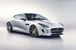 Click here to open the Jaguar F-Type R Coupé gallery