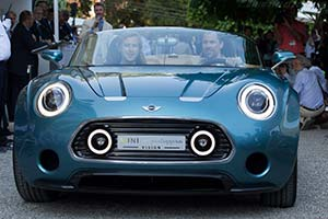 Click here to open the MINI Superleggera Vision gallery