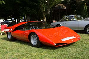 Click here to open the Abarth 2000 Pininfarina Scorpione gallery