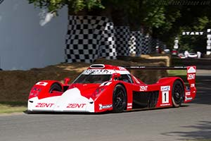 Click here to open the Toyota GT-One  gallery