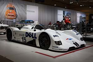 Click here to open the BMW V12 LMR  gallery