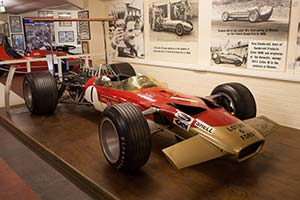 Click here to open the Lotus 49B Cosworth  gallery