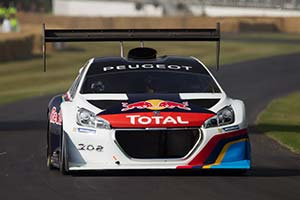 Click here to open the Peugeot 208 T16 Pikes Peak gallery