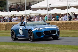 Click here to open the Jaguar Project 7 gallery